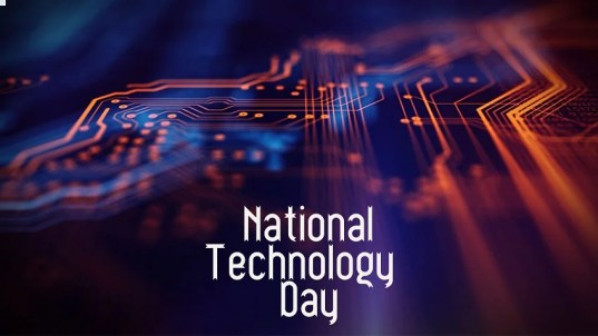 4 Great Ways to Usher in National Technology Day
