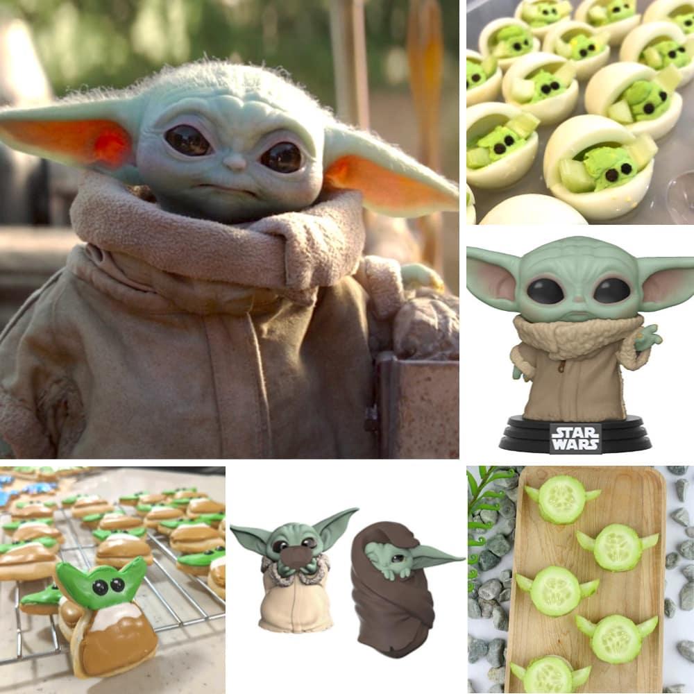 Baby Yoda Party Ideas Simplistically Living