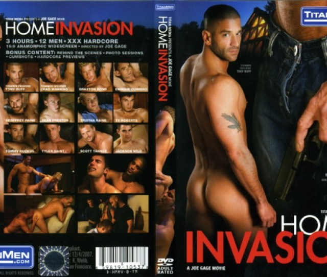 Home Invasion Titan Media