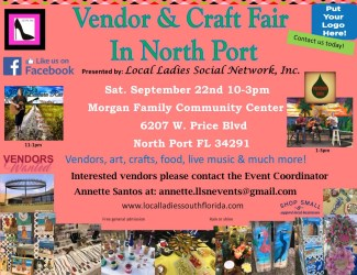 Vendor & Craft Fair in North Port