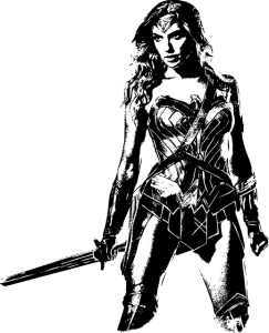 pixabay wonder woman