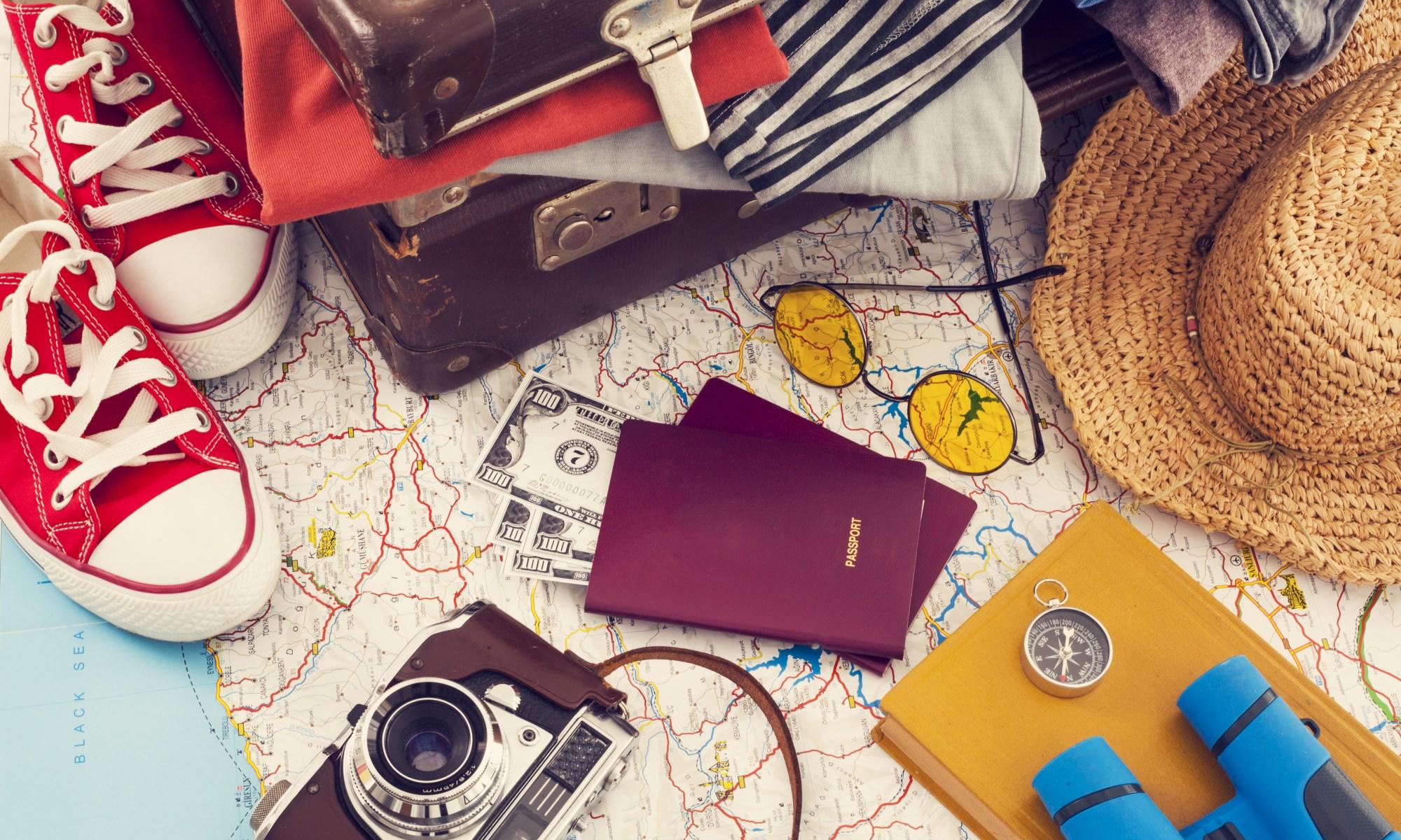 Weltreise was mitnehmen
