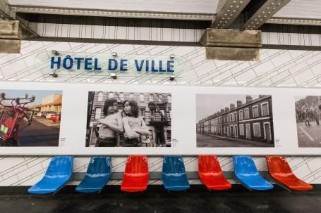 Paris Metro Hotel de Ville