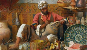 The Story Behind our Authentic Moroccan Pottery