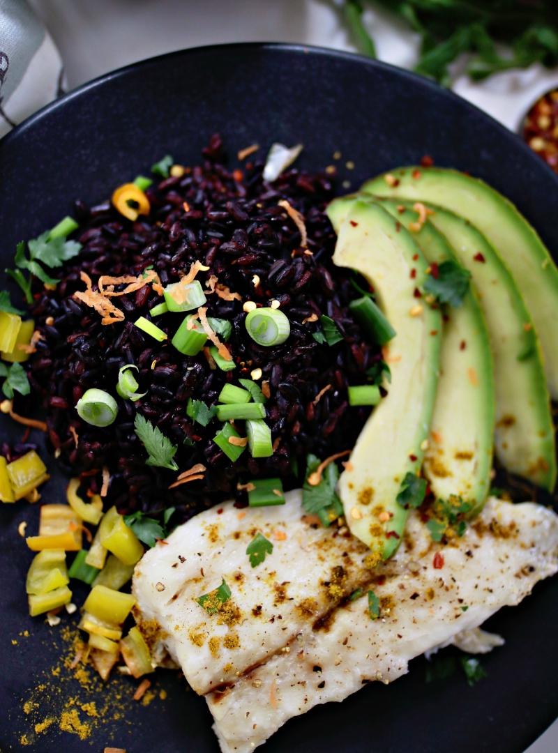 crna riža