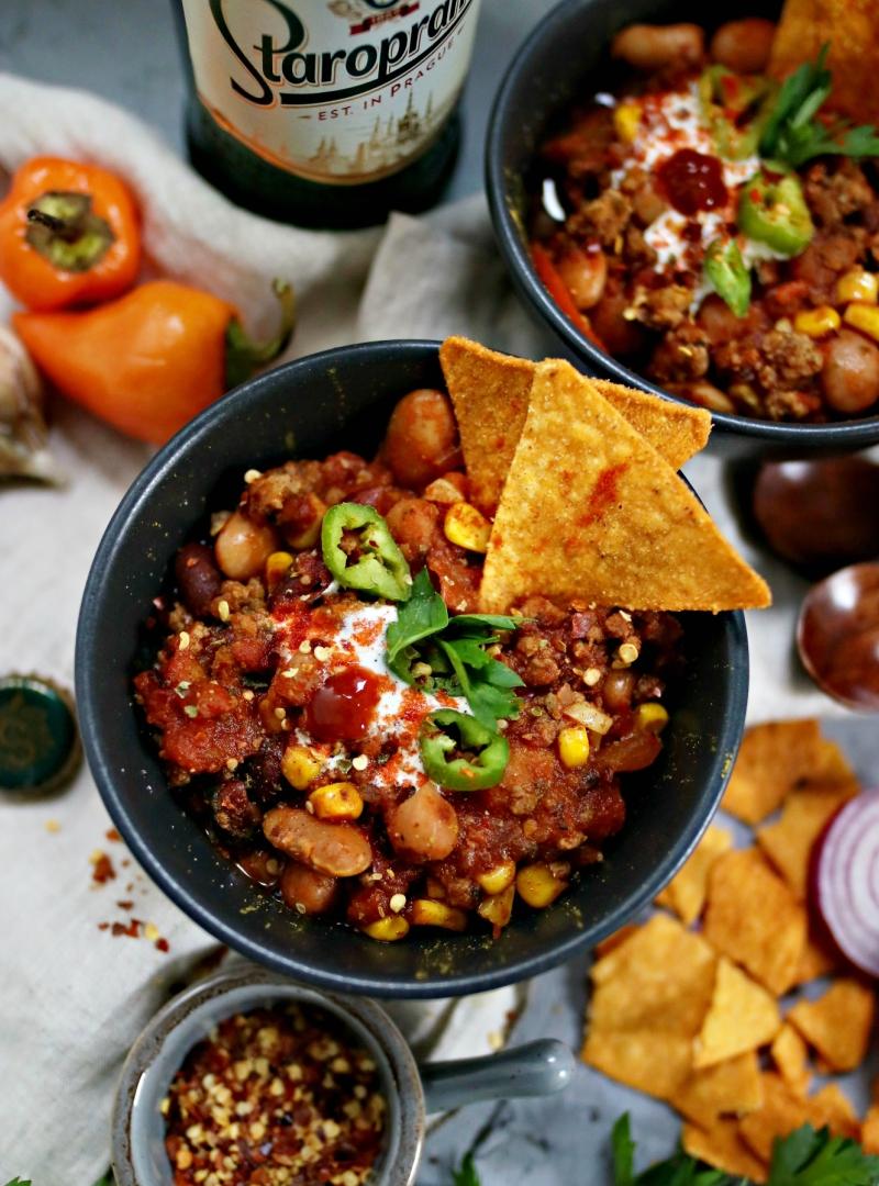 Recept za najbolji chilli con carne