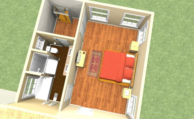 20 By Master Suite Addition Plans