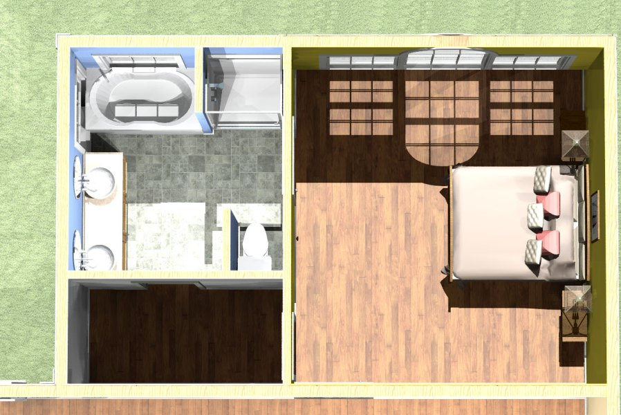 Master Suite Addition  Add A Bedroom Bedroom Floor Plan      Bedroom Interior Design