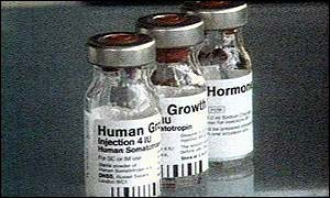 picture of human growth hormone vials