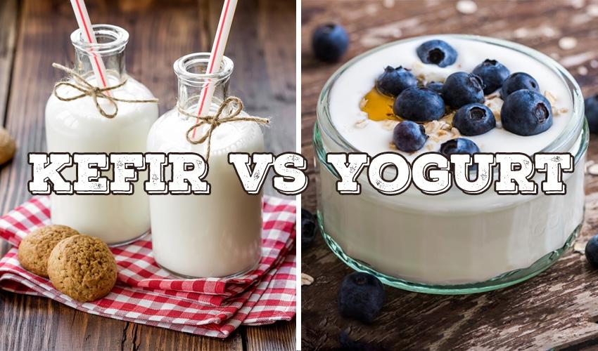 Why Kefir Is Much Better Than Yogurt