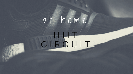 At-Home HIIT Circuit