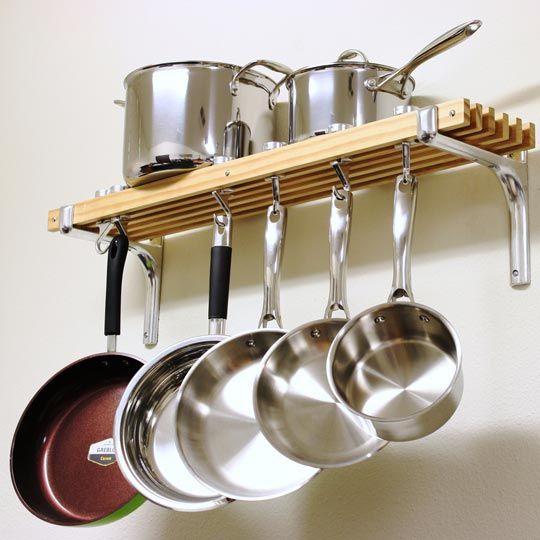 Kitchen S Hooks Pots And Pans