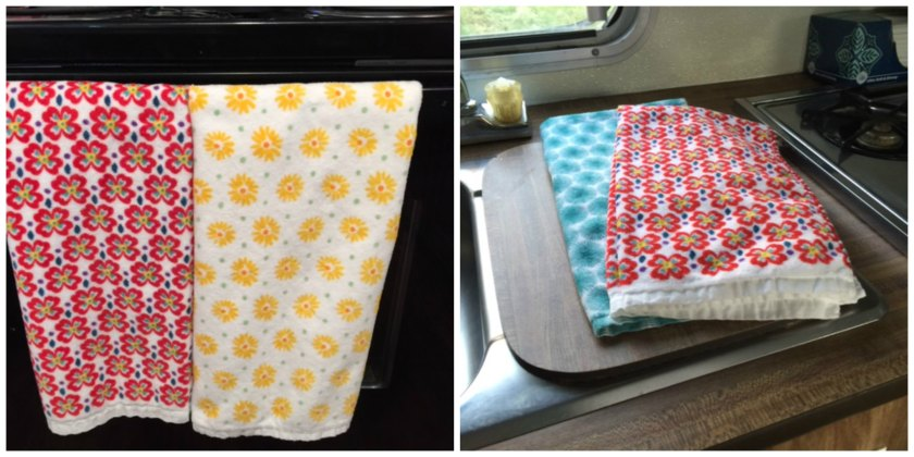 The Pioneer Woman Dish Towel Collection from Walamart