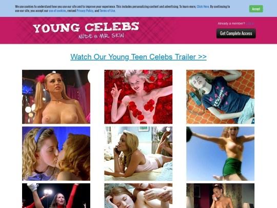 Celebrity Teens