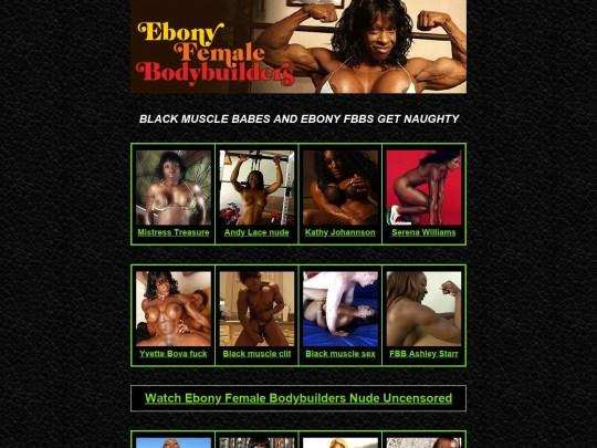 Ebony FBBs