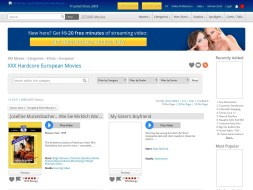 European VOD