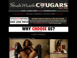 Muscle Cougars