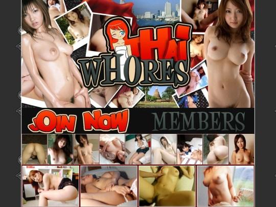 Thai Whores