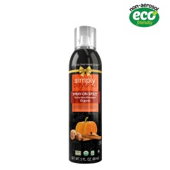 Organic Spray-on Pumpkin Spice