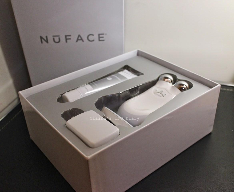 nuface電波拉提機心得