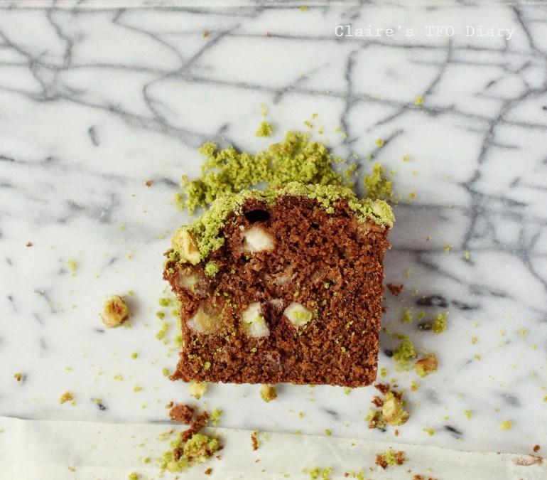 抹茶巧克力蛋糕