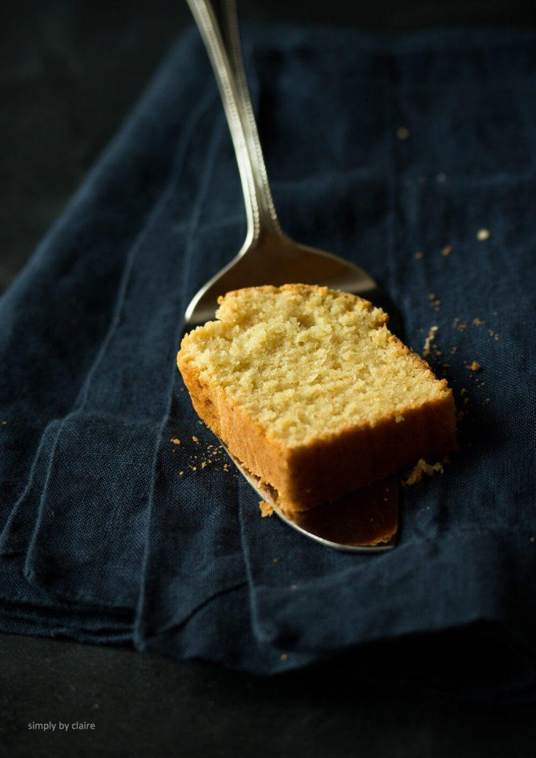 鮮奶油磅蛋糕