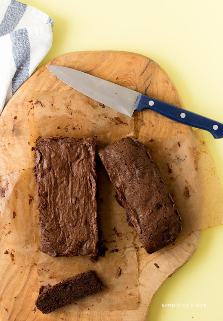 布朗尼食譜-酥脆表皮的秘訣