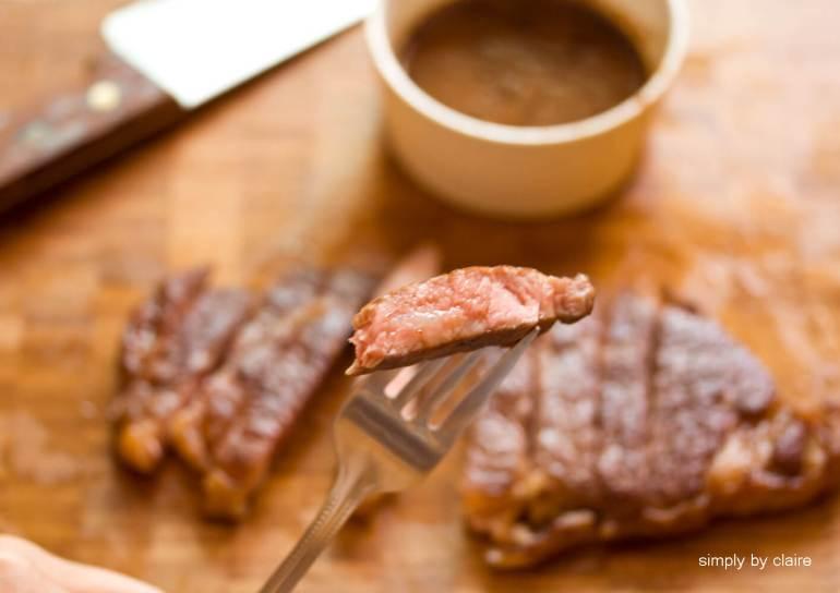 在家做出像餐廳一樣好吃的煎牛排(舒肥牛排)
