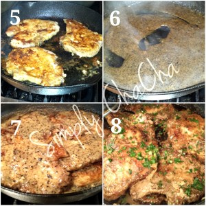 sPork chops recipe steps 5-8