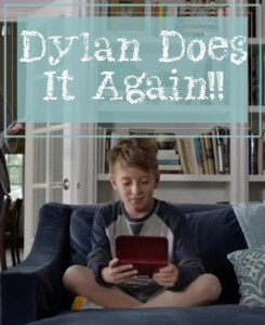 Dylan Does It Again!