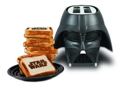 Best gifts for Star Wars Fans - Darth Vader Toaster