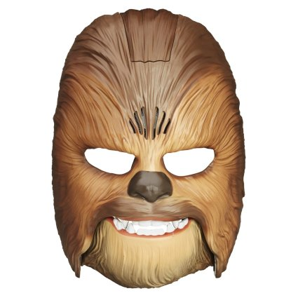 Best gifts for Star Wars Fans - Star Wars The Force Awakens Chewbacca Electronic Mask