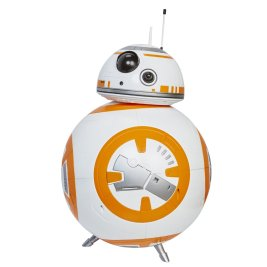 HOLIDAY GIFT GUIDE 2016 HOTTEST TOYS AGES 2-4: BIG FIGS Star Wars Episode VII Massive BB-8 Deluxe Feature Action Figure