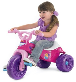 Holiday Gift Guide - Ages 2-4 Fisher PRice Barbie Tough Trike