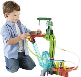 HOLIDAY GIFT GUIDE 2016 HOTTEST TOYS AGES 2-4 Fisher-Price Thomas the Train MINIS Motorized Raceway