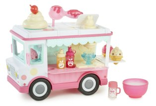 HOLIDAY GIFT GUIDE 206 - HOTTEST TOYS AGES 2-4: NOM NUMS LIP GLOSS TRUCK