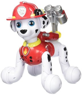 2016 HOLIDAY GIFT GUIDE HOTTEST GIFTS AGES 2-4: Paw Patrol Zoomer Marshall Interactive Pup