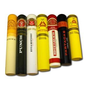 Tubed Cigars