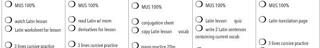 latin-homeschool