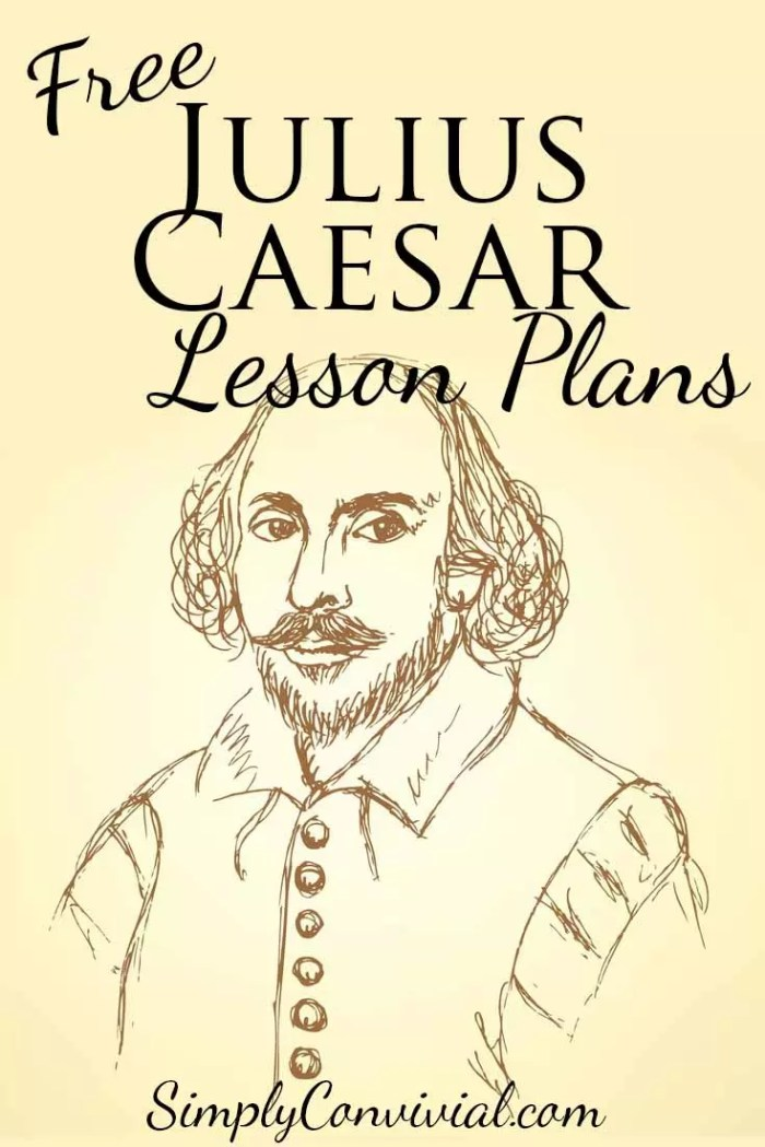Shakespeare for Kids: Julius Caesar » Simply Convivial