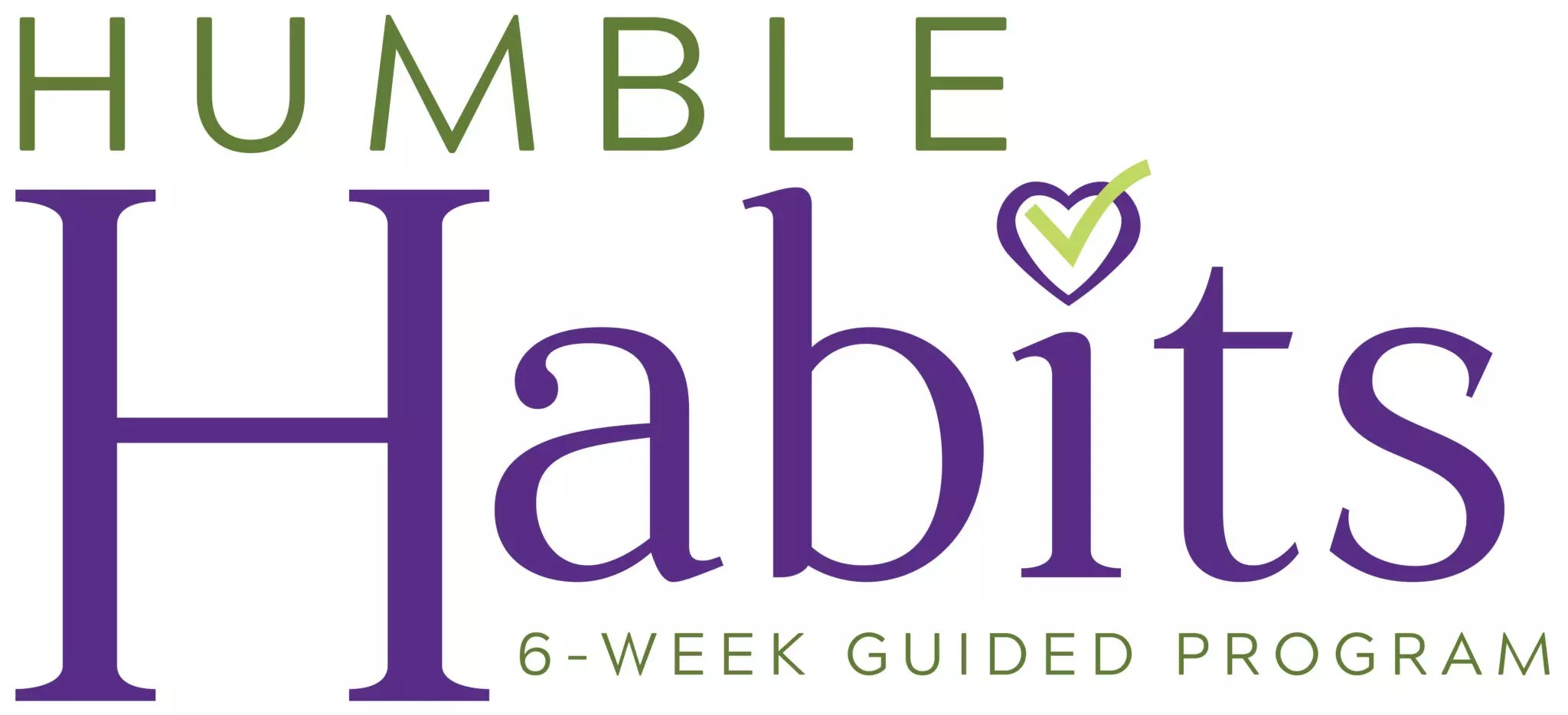 Welcome To Humble Habits