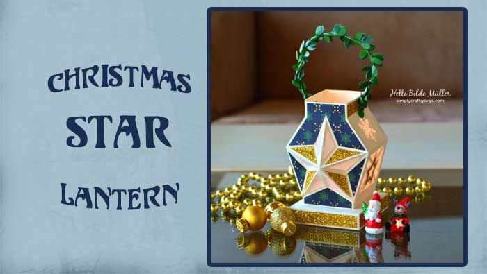 Christmas Star Lantern by DT Helle