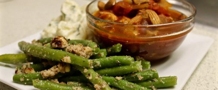 4-2: Green Beans with Hazelnut Butter
