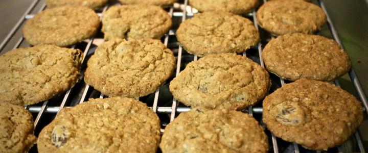 17-68: Oatmeal Raisin Cookies