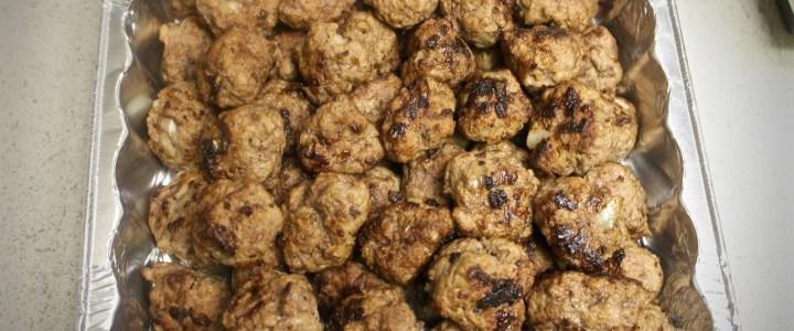 9-4: Swedish Meatballs