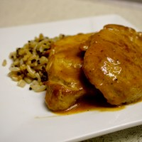 7-36: Pork Tenderloin with Curry Sauce