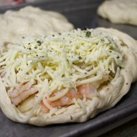 11-4: Calzone with Seafood