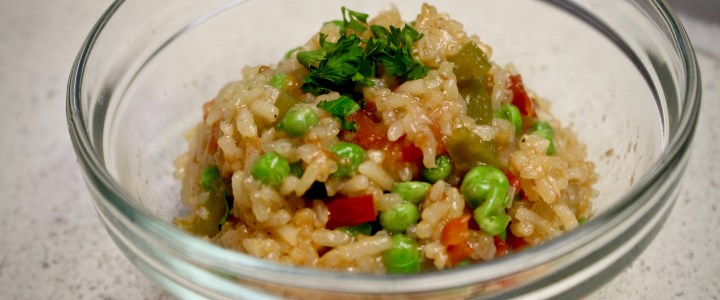 12-5: Greek Rice