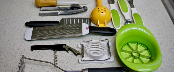 18-15: Basic Kitchen Utensils