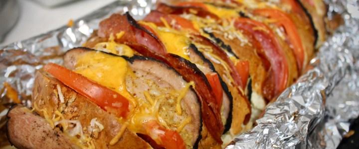 1-6: Surprise Sandwich Loaf